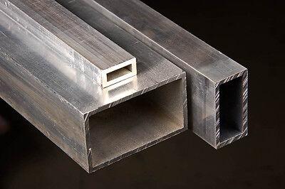 Aluminum Rectangular Tubing - 1 X 3 X 18 X 24