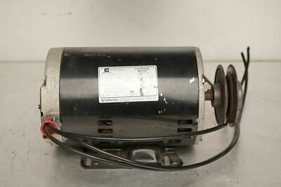 Polyphase Motor 1 Hp Emerson P63pydcn-3131