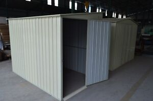 1.5m x 2.4m Skillion Roof Shed Winston Hills Parramatta Area Preview