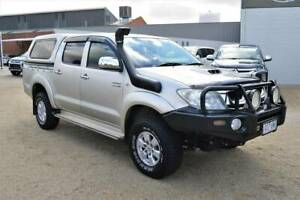 2009 TOYOTA HILUX SR DUAL CAB 4X4 AUTO Swan Hill Swan Hill Area Preview