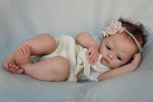 "Meadow by Andrea Archello ~ 17"" Reborn Doll Kit ~ Limited Edition: 1115/1500"