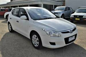 2010 Hyundai i30 SX Manual Hatchback Swan Hill Swan Hill Area Preview