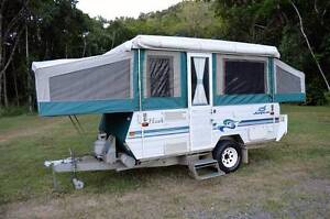 Jayco Hawk Outback Camper Trailer Cairns Cairns City Preview
