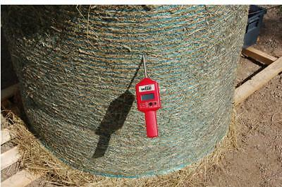 Hay Baler Moisture Meter for sale | Only 3 left at -70%