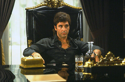 Al Pacino Tony Montana Scarface Photo Print 14 x 11""