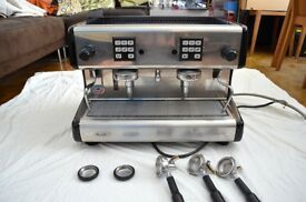 Commercial Coffee Equipment inc. La Scala Espresso Machine, Anfim Grinder, BWT Filter + More