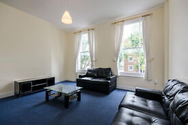 Spacious duplex 3 bedroom period apartment In Holloway N7.