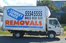 Lowest Price Removals! Burleigh Heads Gold Coast South Preview