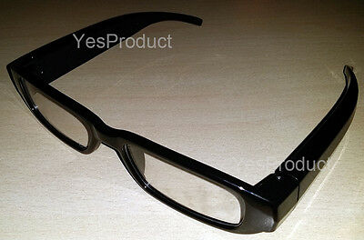 #1173 HD Glasses Spy Video Audio Camera Recording Eyewear Photo 5 mega CMOS