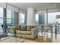 2 bedroom flat in Landmark Tower, Canary Wharf, E14