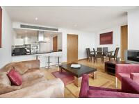 2 bedroom flat in No.1 West India Quay, E14