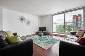 2 bedroom flat in Pan Peninsula, Canay Wharf, E14