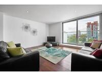 2 bedroom flat in Pan Peninsula, E14