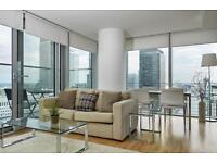 2 bedroom flat in Landmark East Tower, London, E14