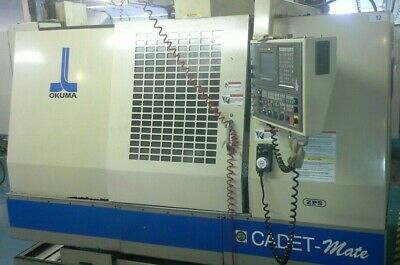 Okuma Cadet Mate Vertical Machining Center