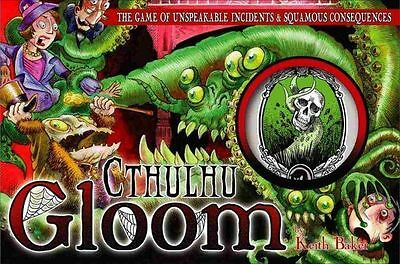 Atlas Games: Cthulhu Gloom Card Game