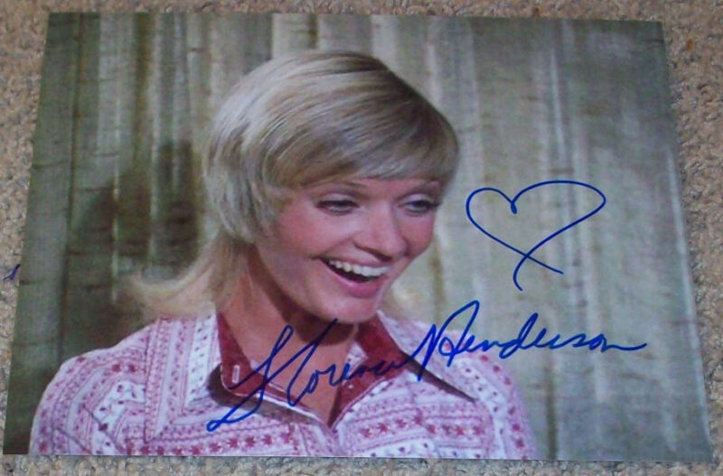 FLORENCE HENDERSON SIGNED AUTOGRAPH THE BRADY BUNCH 8x10 PHOTO A w/PROOF