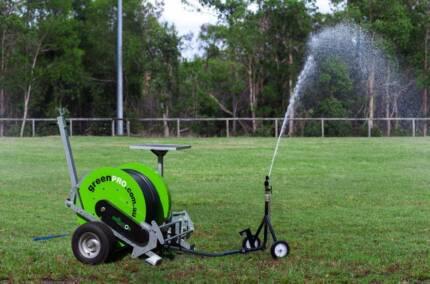Travelling Irrigator | Hard Hose Irrigator | Low Pressure System