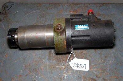 Matsuura M760 Hydraulic Drive Tool Changer Motor Inv.24887