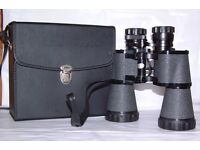 GREENKAT Japan 10 x 50 binoculars with caps and case