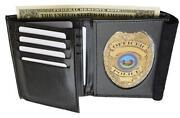 Police Badge Holder