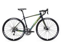 Women's Road Bike 2016 Liv Avail 1 Disc