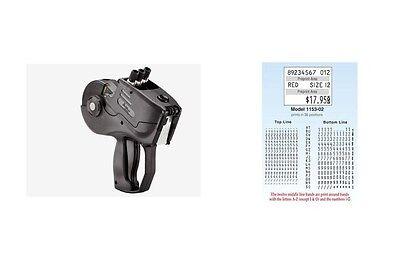 New Monarch 1153 Label Gun 1153-02 Free Shipping Authorized Monarch Dealer
