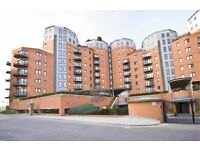 Lovely 1 bedroom flat with balcony , Gym, 24 Hour concierge- New Atlas Wharf Canary Wharf E14.