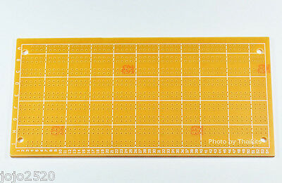 2 Pcs Blank Universal Pcb Circuit For Ic Experiment Board 7.5 X 14.5 Cm.