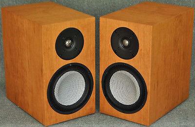 FRITZ SPEAKERS ACCUTON 6 LOUDSPEAKERS W CERAMIC MID/BASS DRIVER & SERIES XOVERS (Mid Bass Loudspeaker Driver)
