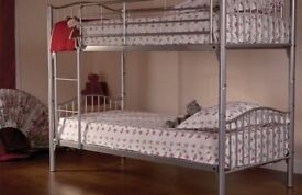 == 25% OFF = Brand New Twin/Twin STRONG WOODEN. Single Top & Bottom Extra Solid Wooden BED SETS