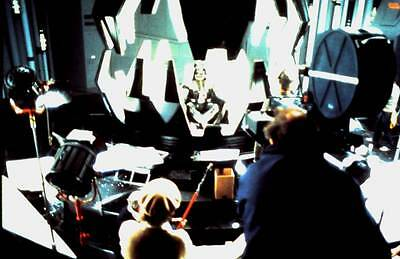 STAR WARS THE EMPIRE STRIKES BACK - 1980 35mm behind-the-scenes color slide