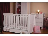 Cot/cot bed for sale