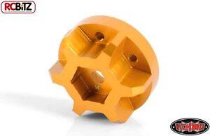 14mm Universal Hex 2 for 40 Series & Clod Wheels Z-S0889 Orange Alli RC4WD