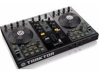 Traktor Kontrol S2 Mk 1 - Excellent Condition Still with Box - Perfect Christmas present