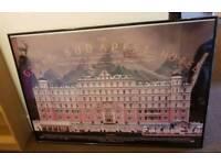 Free Framed Grand Budapest Hotel poster