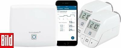 Homematic IP Smart Home Set Heizen – BILD-Edition, 154589A0