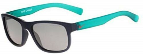 YOUTH Kids Nike Champ Sport Sunglasses Blue 100% UVA & UVB EV0815 483