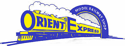 Orient Express Model Railway Shop