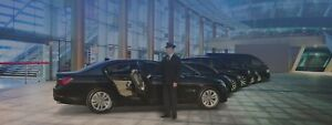 CHAUFFEUR FRANCHISE AND VEHICLE FOR SALE