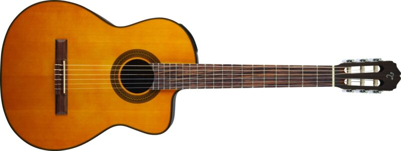 Takamine GC1CE Acoustic-Electric Nylon String Classical Guitar