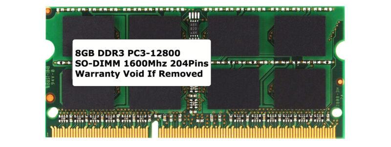 Corsair Vengeance 8GB DDR3 SDRAM Memory Module CMSX8GX3M2A1600C9