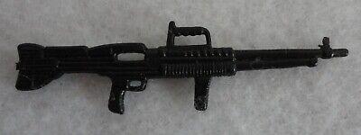 "Vintage Galoob A-Team 3 3/4"" Action Figure Gun Weapon 1984~B.A. Baracus~Hannibal"