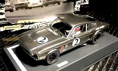 Pioneer Slot Car P061 1968 Ford Mustang Fastback Bare Metal Racer 2 segunda mano  Embacar hacia Spain