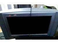 Widescreen TV JVC