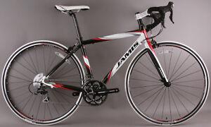 Jamis Ventura Race Road Bike Shimano 105 48cm Alloy Frame Carbon Fork MSRP $1300
