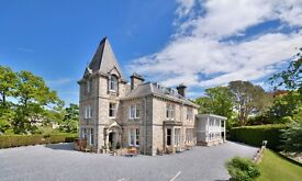 Full time Front of House duty manager/live in available/8th February start