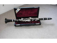 Clarinet Buffet Crampon RC b: excellent condition