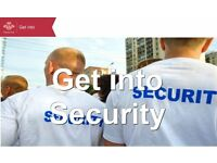 Security (Ages 18-25) - Gain SIA Badge + Level 2 door supervisor qualification FREE