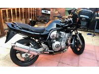 Black Suzuki Bandit Swap for Diesel Car Please read Description !!!